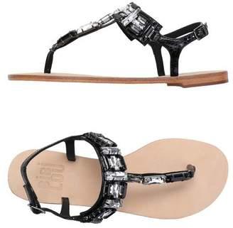 Bibi Lou Toe post sandal