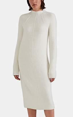 Jil Sander Women's Fitted Sweaterdress - Ivorybone