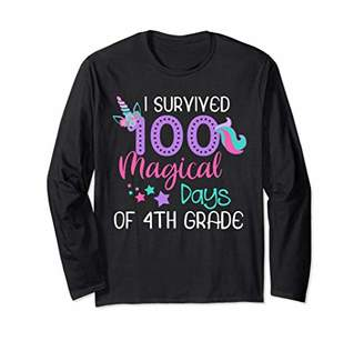 100th Day Of School Unicorn Shirt Cute Outfit