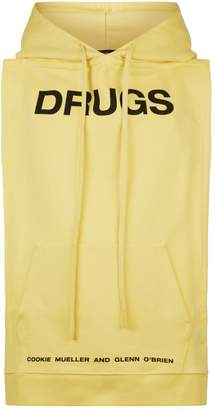 Raf Simons Drugs Backless Sweater