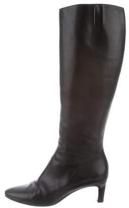 Salvatore Ferragamo Tacna Knee-High Boots
