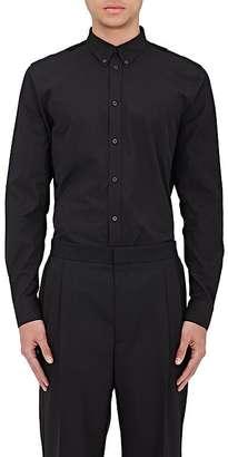 Givenchy GIVENCHY MEN'S CONVERTIBLE-STRAP POPLIN SHIRT $745 thestylecure.com