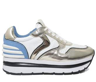 "Voile Blanche Sneakers ""may Power"""