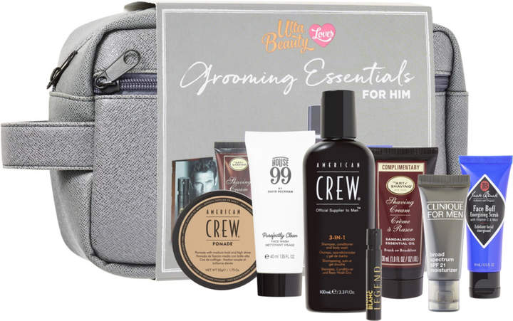 Ulta Grooming Essentials for Him