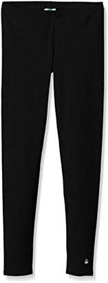 Benetton Girl's 3MT1I0340 Leggings,12-18 Months (Manufacturer Size:1Years)