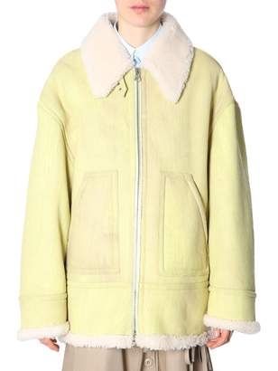 MM6 MAISON MARGIELA Oversize Fit Mutton Jacket