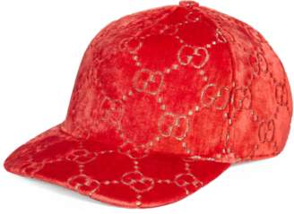 82896368 Mens Red Gucci Hat - ShopStyle