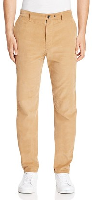 rag & bone Farris Corduroy Slim Fit Trousers $325 thestylecure.com