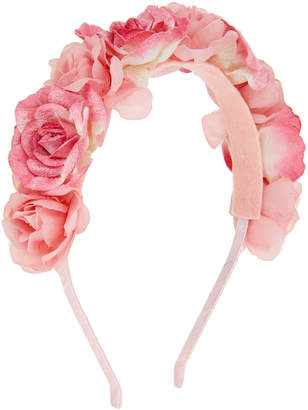 Monsoon Rose Bouquet Alice Band