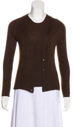 Prada Cashmere-Blend Sweater Set