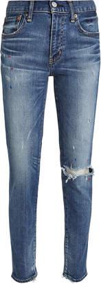 Moussy Vintage Coronado Distressed Skinny Jeans