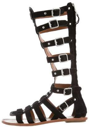 660cef5412d9 Pre-Owned at TheRealReal · Ash Suede Gladiator Sandals