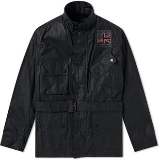 Barbour International Steve McQueen Joshua Wax Jacket