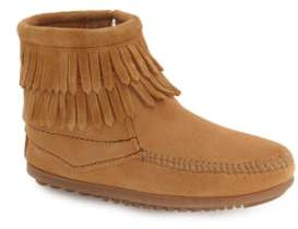 Minnetonka 'Double Fringe' Boot
