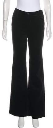 J Brand Corduroy Wide-Leg Pants
