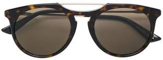 Gucci tortoiseshell-effect sunglasses