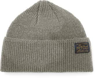 Mens Knit Hat With Brim - ShopStyle 0a35c59f2a7b