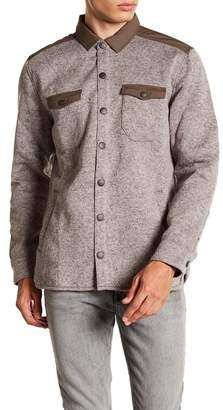 Jeremiah Tate Fleece Shirt Jacket