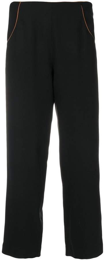 Vanessa Seward Edwige cropped trousers