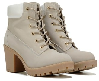 ZIGI SOHO Women's Kiania Lace Up Work Boot $99.99 thestylecure.com