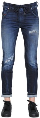 Krailey Cotton Denim Jeans $348 thestylecure.com