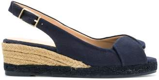 Castañer espadrille wedge sandals