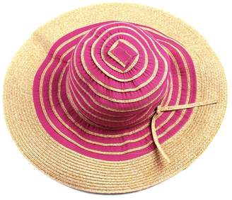 Riah Fashion Swirl Floppy Hat