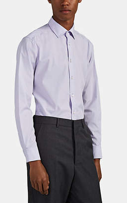 Brooklyn Tailors Men's Cotton Dress Shirt - Lilac