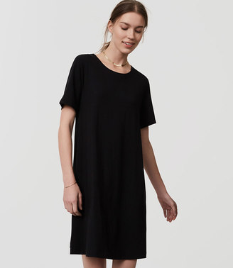 Short Sleeve Swing Dress $59.50 thestylecure.com