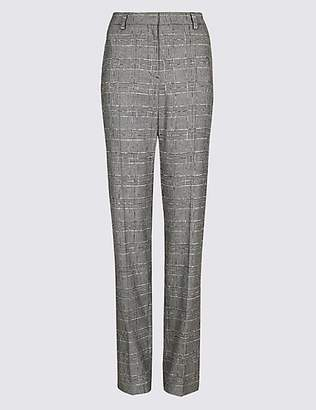 Classic Checked Trousers
