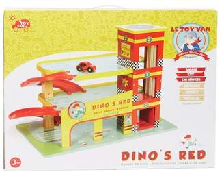 Le Toy Van Dino's Garage Playset