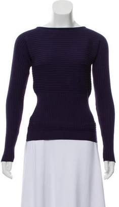 Fendi Medium-Weight Wool & Cashmere-Blend Sweater
