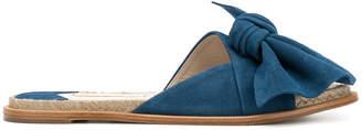 Paloma Barceló bow flat sandals