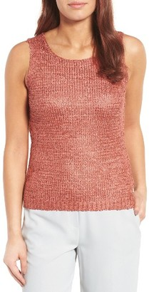 Women's Nic+Zoe Day Dreamer Knit Top $118 thestylecure.com