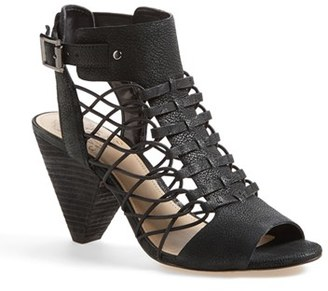 Vince Camuto 'Evel' Leather Sandal (Women) (Nordstrom Exclusive) $117.95 thestylecure.com