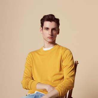 Sandro Round neck fine knit sweater