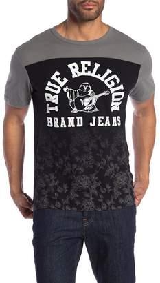 True Religion Short Sleeve Printed Tee