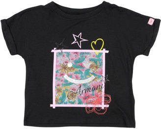 Armani Junior T-shirts - Item 12145606IP