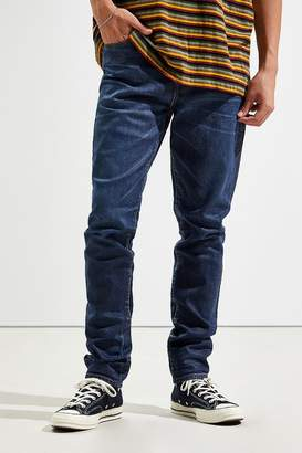 LAB101 Ben Ghost Shell Coated Zipper Slim Jean