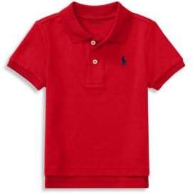 Ralph Lauren Boy's Cotton Interlock Polo