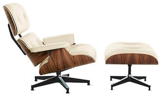 Design Within Reach Eames Lounge Chair and Ottoman, Tall
