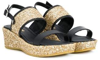 DSQUARED2 Teen embellished sandals