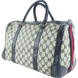 Gucci Cloth travel bag