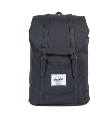 Herschel Supply Company Ltd RETREAT BACKPACK - BLACK/BLACK