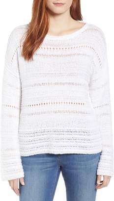 Caslon Pointelle Sweater