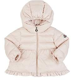 Moncler Infants' Odile Down-Quilted Hooded Coat - Pink