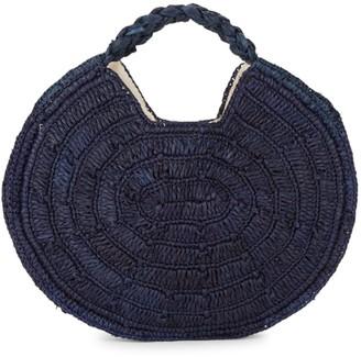 Mar y Sol Juliette Straw Bag