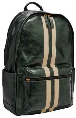 Fossil Buckner Backpack Bag Spruce