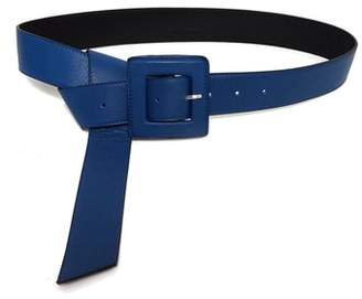 B-Low the Belt Annie Pull Through Leather Belt