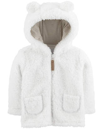Carter's Sherpa Midweight Jacket-Baby Unisex